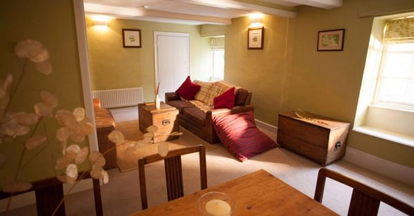 Houns Tout B&B Room at the Scott Arms