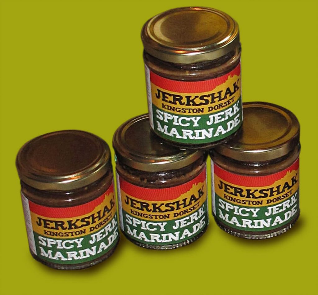 jerk marinade_jars