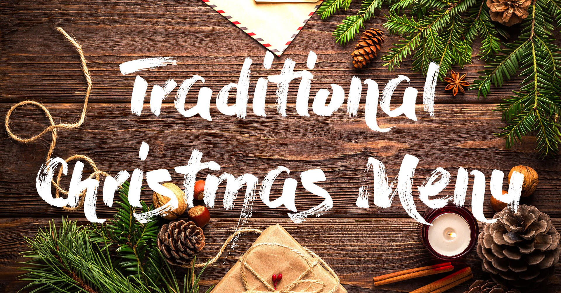 Traditional Christmas Menu