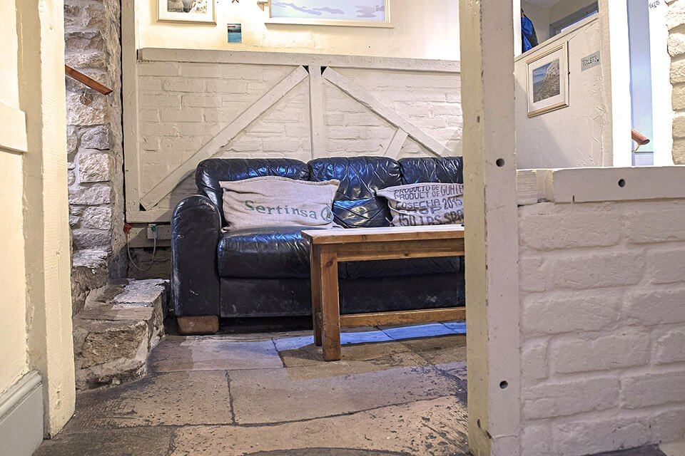 Scott Arms cosy nook