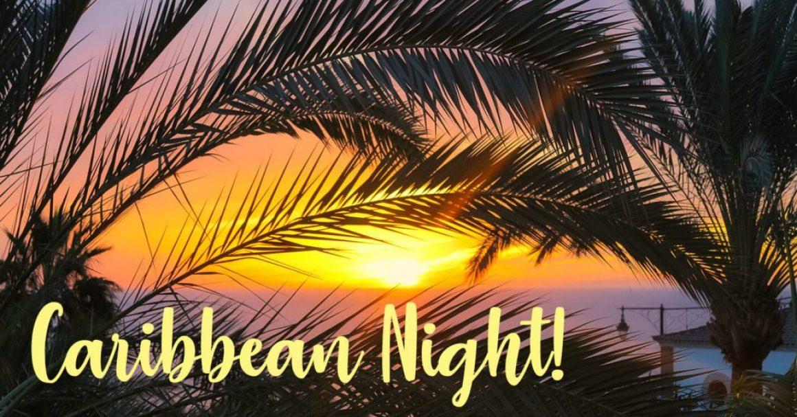 Caribbean Night at the Scott Arms, Kingston