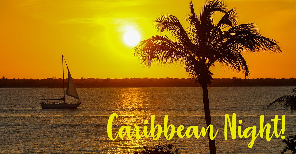 Caribbean Night at the Scott Arms, Kingston - Friday December 7th