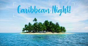 Caribbean Night at the Scott Arms, Kingston - Friday February 22nd