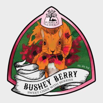 Purbeck Cider Bushey Berry