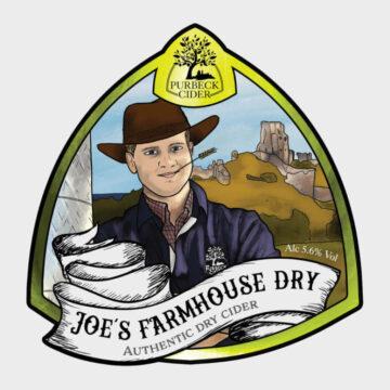 Purbeck Cider Joe's Farmhouse Dry