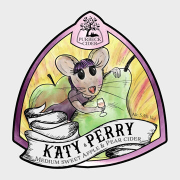 Purbeck Cider Katy Perry