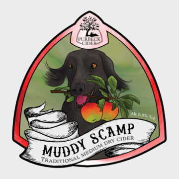 Purbeck Cider Muddy Scamp