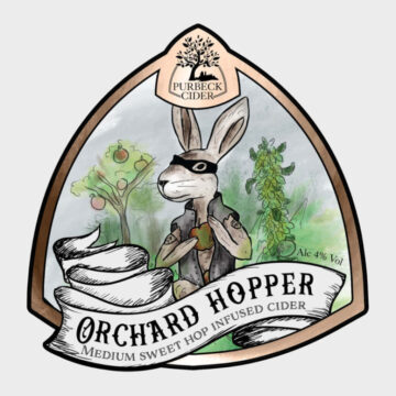 Purbeck Cider Orchard Hopper